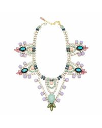 Doloris Petunia | Multicolor Yalta Necklace | Lyst