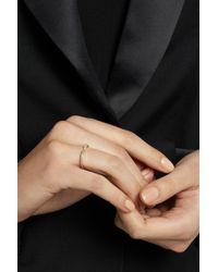 Repossi - Metallic Coeur D'Antifer 18-Karat Gold Diamond Ring - Lyst