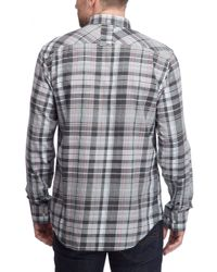 Henri Lloyd | Gray Regular Shirt for Men | Lyst