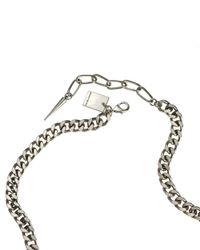 Jenny Bird | Metallic Lunadance Necklace | Lyst