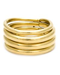 Vaubel | Metallic Multi-hinge Bangle | Lyst