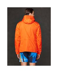 Ralph Lauren Purple Label - Orange Maynard 4-Pocket Anorak for Men - Lyst