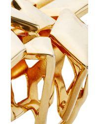 Ana Khouri - Metallic Libertine 18k Yellow Gold Ring - Lyst