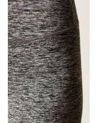 Beyond Yoga | Gray Spacedye Shorts | Lyst