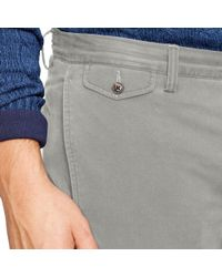 Polo Ralph Lauren | Gray Slim-fit Cotton Chino for Men | Lyst