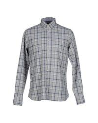 Tommy Hilfiger - Blue Shirt for Men - Lyst