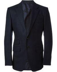 Tom Ford - Blue Classic Formal Blazer for Men - Lyst