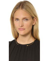 Gabriela Artigas - Metallic Orbit Choker Necklace - Lyst
