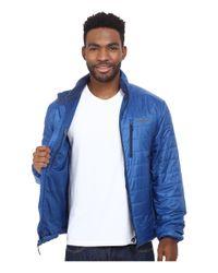 Marmot - Blue Calen Jacket for Men - Lyst