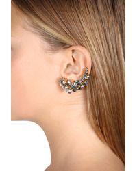 Dorothee Schumacher - Metallic Crystal Edge Earcuff - Lyst