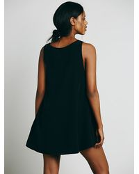 Free People | Black Womens Tyler Dress | Lyst