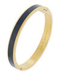 kate spade new york - Idiom True Blue Bangle - Lyst