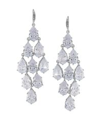 Carolee - Metallic Upper East Side Chandelier Earrings - Lyst