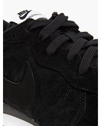 Nike   Internationalist Suede Sneakers - Black for Men   Lyst