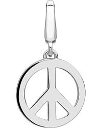 Theo Fennell | Metallic Alias Sterling Silver Ban The Bomb Pax Charm - For Women | Lyst