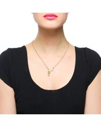 Lulu Frost - Metallic Panoptes Necklace - Lyst