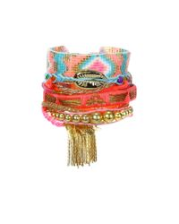Hipanema - Multicolor Bracelet Lovelyness - Lyst