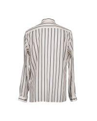 Ann Demeulemeester - White Shirt for Men - Lyst