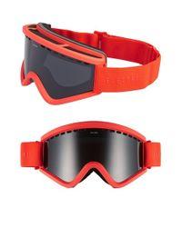 Electric - Egv 200mm Snow Goggles - Solid Orange/ Jet Black - Lyst