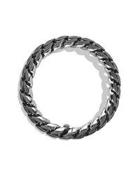 David Yurman - Metallic Curb Chain Bracelet for Men - Lyst