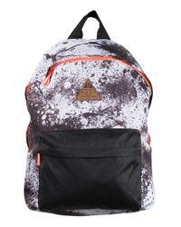 Neff - Gray 'professor' Backpack for Men - Lyst