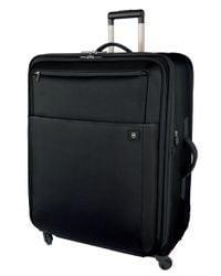 Victorinox | Black Avolve 2.0 30 Inch Expandable Wheeled Upright for Men | Lyst