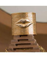Kelly Wearstler | Metallic Fixation Cuff | Lyst