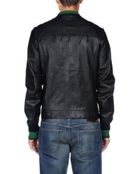 Lanvin - Black Jacket for Men - Lyst