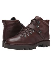 COACH | Brown Tompkins Hiker for Men | Lyst