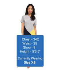 Trina Turk - Blue Vegas Sweater Dress - Lyst