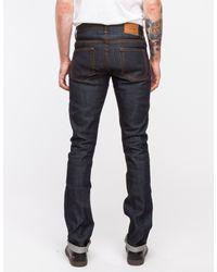 United | Blue Slight Indigo Jeans for Men | Lyst