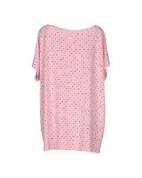 Twin Set - Pink Sweatshirt - Lyst
