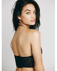For Love & Lemons - Black Womens Wanted And Wild Bustier - Lyst