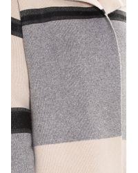 Vince - Multicolor Wool Coat - Lyst