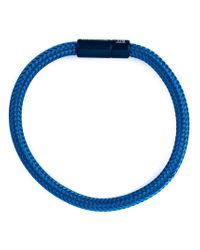 Tateossian | Blue 'soho' Bracelet for Men | Lyst