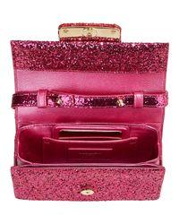 Saint Laurent - Pink 'lulu Bunny' Crossbody Bag - Lyst