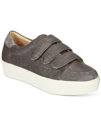Nine West | Gray Hidriate Platform Sneakers | Lyst
