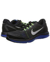 Nike - Black Dual Fusion Run 3 for Men - Lyst