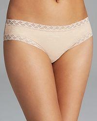 Natori | Pink Bikini - Bliss Lace #756042 | Lyst