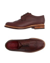 Grenson | Brown Lace-up Shoes for Men | Lyst