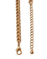 Forever 21 - Metallic Free Spirit Bib Necklace - Lyst