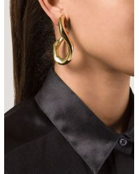 Annelise Michelson | Metallic Broken Chain Earring | Lyst
