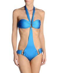 Plein Sud - Blue Costume - Lyst