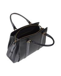 Manifatture Campane - Black Handbag - Lyst