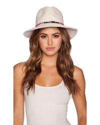 Eugenia Kim | White Courtney Hat | Lyst