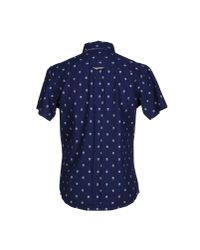 Hilfiger Denim - Blue Shirt for Men - Lyst