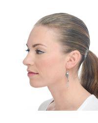 Lulu Frost - Metallic New Winged Arrow Earring - Lyst