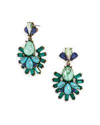 BaubleBar - Blue Turquoise Wharton Drops - Lyst
