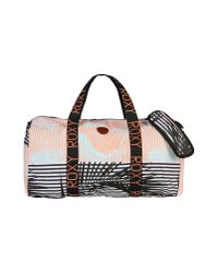 Roxy - Pink Luggage - Lyst