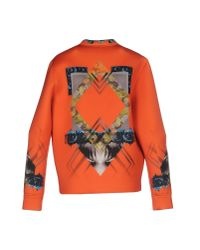 John Richmond | Orange Sweatshirt | Lyst
